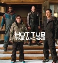 Hot Tub Time Machine le film
