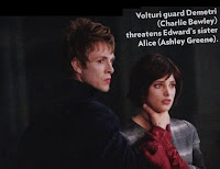 Charlie Bewley as Demetri the volturi guard