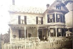 Hatsell-Clawson House circa 1902