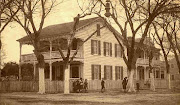Dr. James Manney House circa 1813