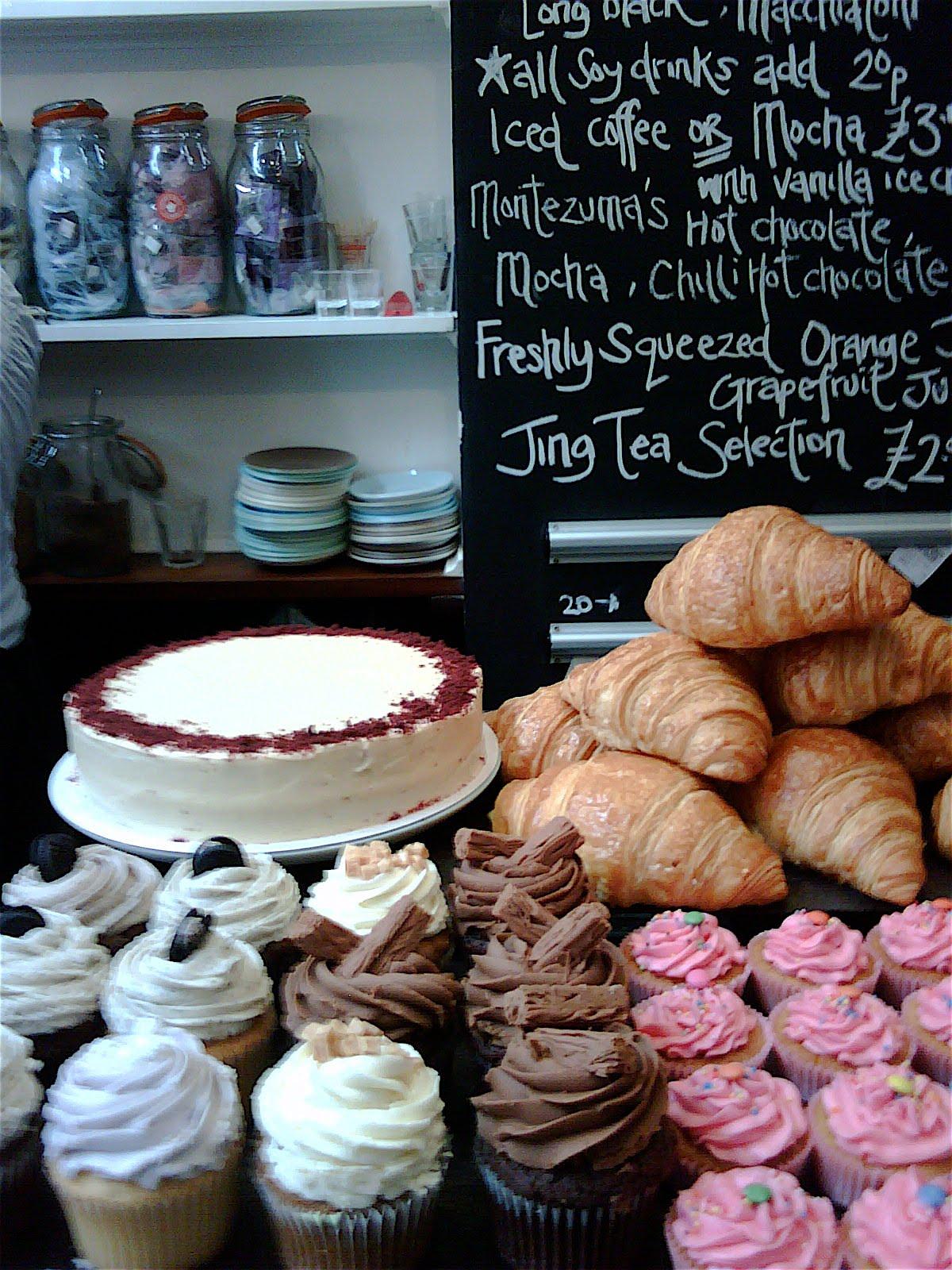 Hampstead Cake Shop