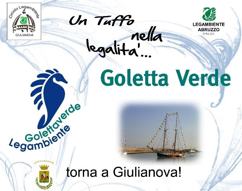 Giulianova News: Ambiente. un tuffo nella legalità : arriva la ...
