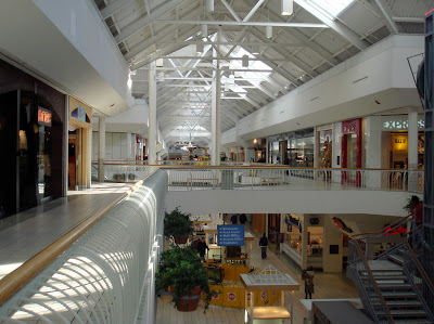 Malls In Ct >> The Caldor Rainbow: Crystal Mall; Waterford, Connecticut