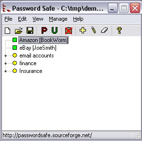 Programa Password Safe