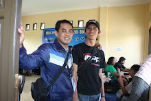 with Wartawan MC Jatim