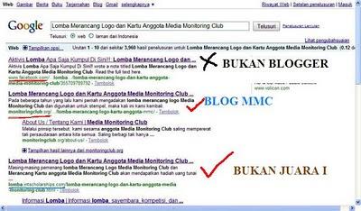 Pemenang Lomba Merancang Logo dan Kartu Anggota Media Monitoring Club 4