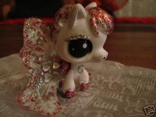Petshop cheval blanc de no l - Cheval petshop ...