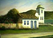 Casa e igreja no campo