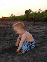 Keohi Black Sand Canggu Beach 2008