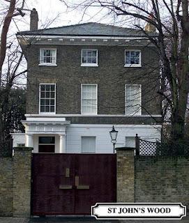 imagenes de la casa de paul mccartney en londres fueron retiradas de la internet. Black Bedroom Furniture Sets. Home Design Ideas