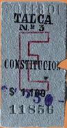 Talca - Constitución
