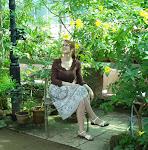 In de Petersburgse Hortus Botanicus