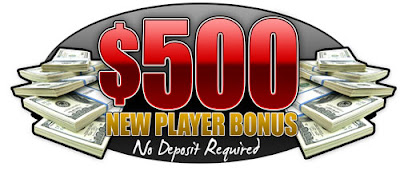 Sun Poker $500 No Deposit Required