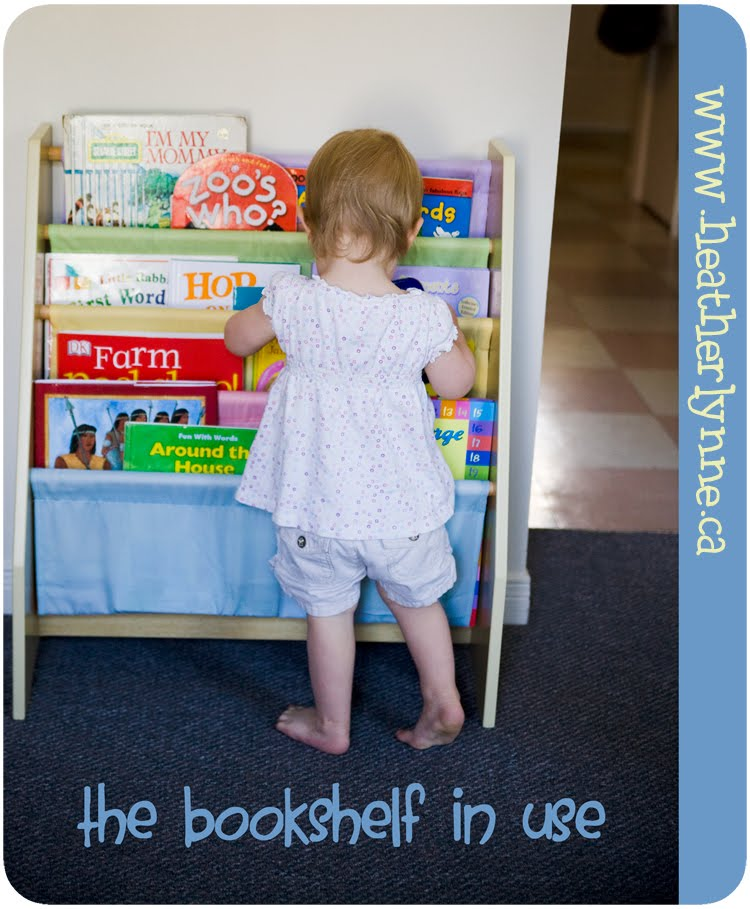 We Love Our Bookshelf It Keeps Books Organized Accessible And Visible To The Girls I Also Like That Its Cute Ill Be Able Use In Different