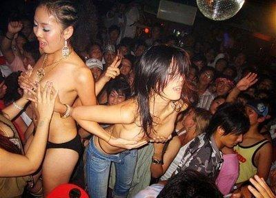 nudist Club jakarta