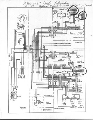 Refrigerator Repair: Ge Refrigerator Repair Schematics on