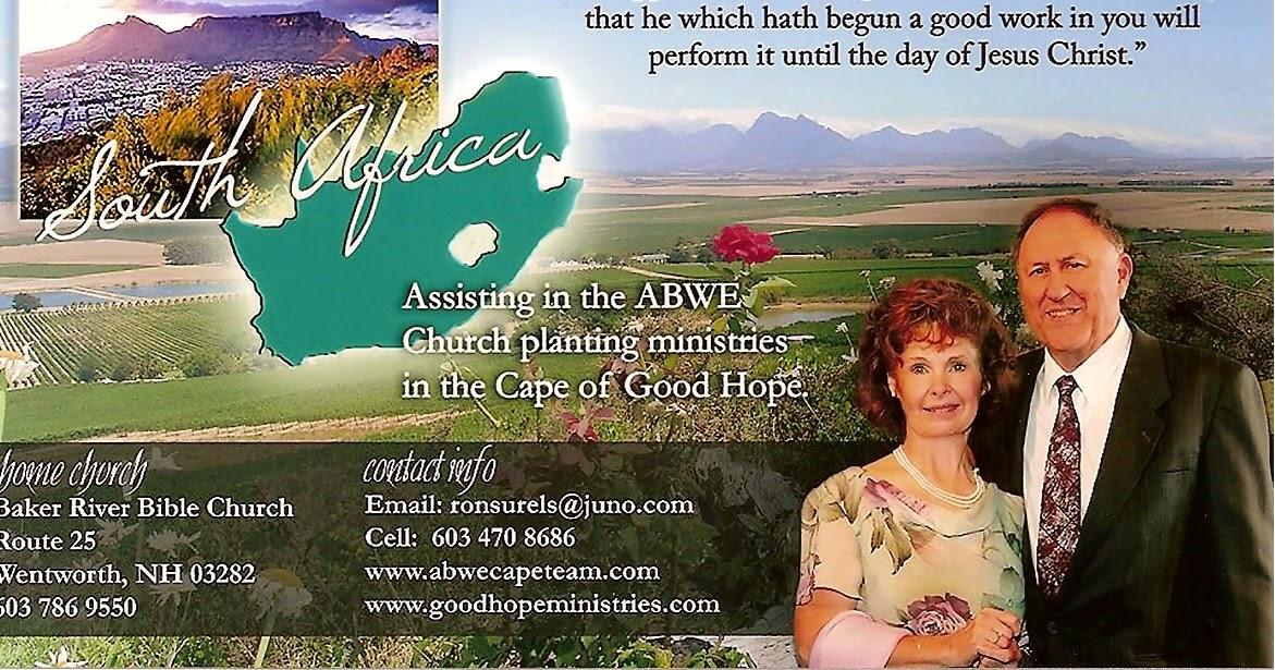 Ocean Breeze Baptist Church: SURELS VISIT