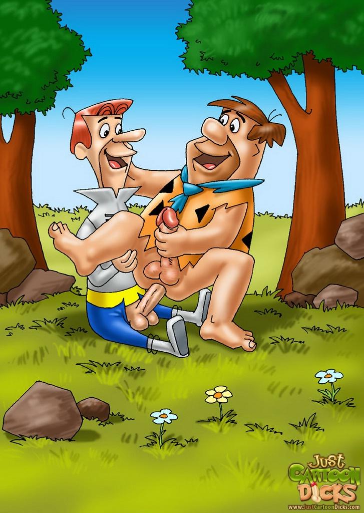 Sexo cartoon
