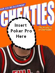 Yet another poker pro casually admits to cheating