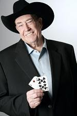 Texas Dolly with his most famous starting hand