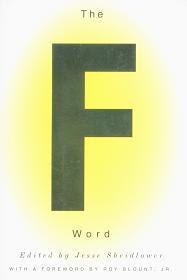 'The F-Word' by Jesse Sheidlower