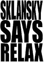 Sklansky Says Relax