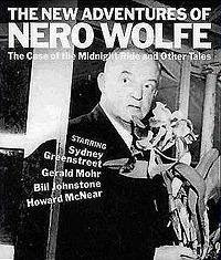 'The New Adventures of Nero Wolfe