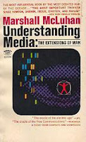 'Understanding Media' (1964) by Marshall McLuhan