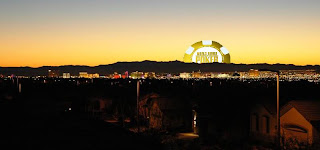 The Dawn of the 2008 WSOP