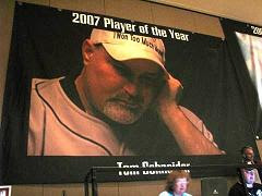 Tom Schneider, 2007 WSOP POY
