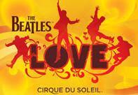 Cirque Du Soleil's 'Love'