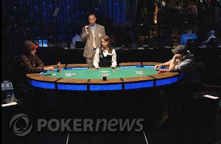 Event No. 52 final table