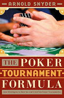 Arnold Snyder's 'Poker Tournament Formula'