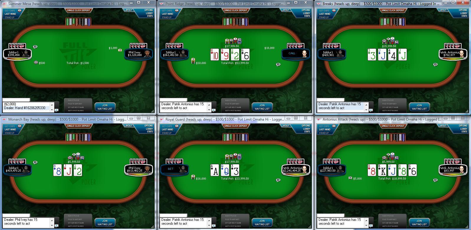 Isildur Poker