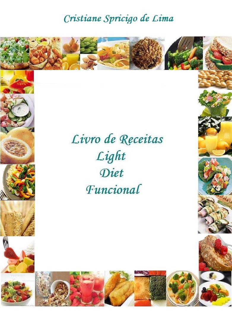 Livro com Receitas Maizena · Livro de Culinária
