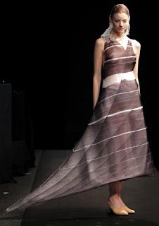 Hyperbolic Crochet Geometry Is In Fashion