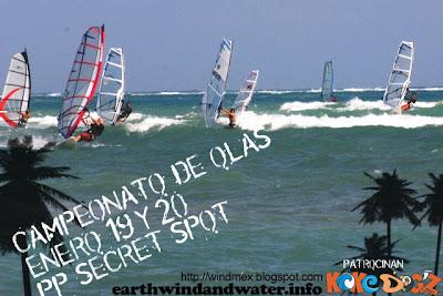 campeonato de olas windsurf mexico