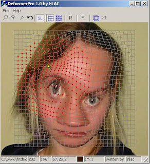 FREE SOFTWARE TO DEFORM IMAGES