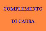 COMPLEMENTO DI CAUSA EFFICIENTE FRASI