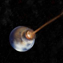 Choque De un Asteroide