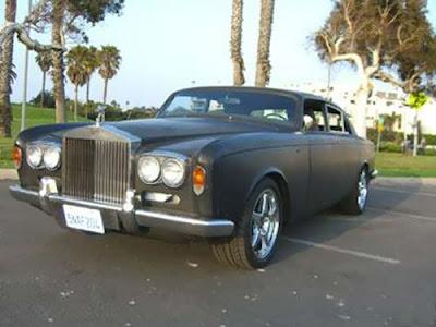 Bentley Spotting