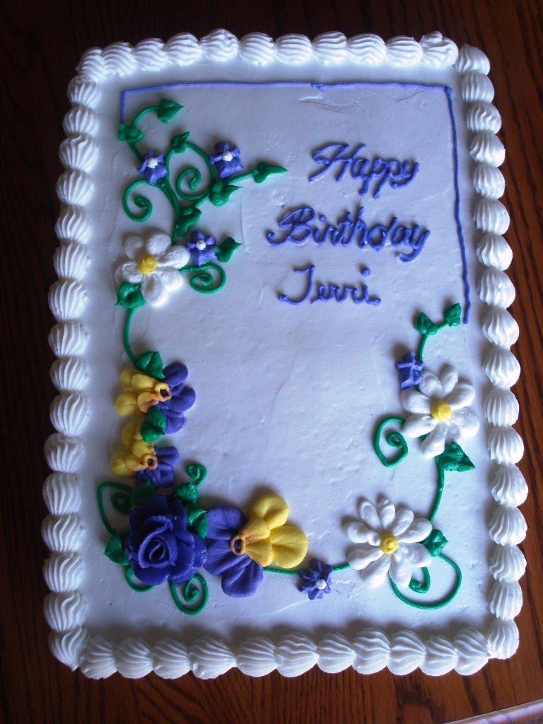 Th Birthday Boy Sheet Cake