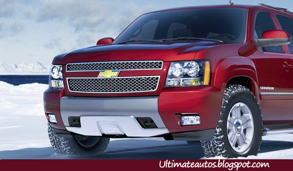 2011 Chevrolet Suburban | Electric Sports Car