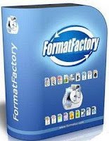 برنامج فورمات فاكتوري Format Factory