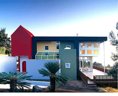 Color watch house exterior color combinations having for Modern painted houses pictures