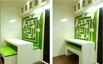 COCOCOZY: TWO DOUBLE DUTY SPACE SAVING BUILT INS!