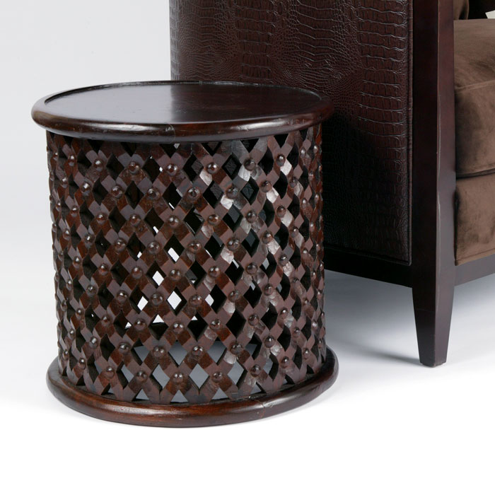 Black Coffee Table South Africa: COCOCOZY: CHEAP TO CHIC: AN AFRICAN ACCENT TABLE MADE FOR