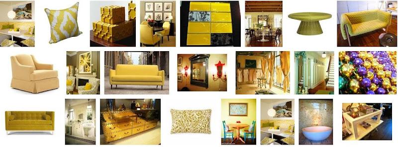 Yellow COCOCOZY style board