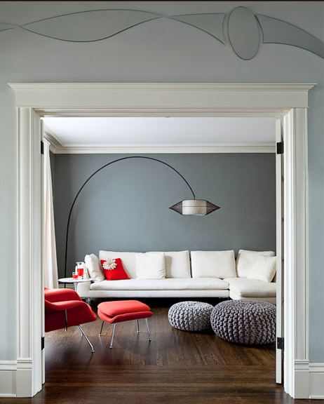 What Colors Go With Dark Grey Walls Home Decorating