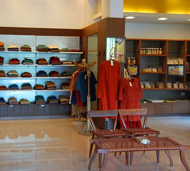 Artnlight: Daram- An Apparel Store In Hyderabad